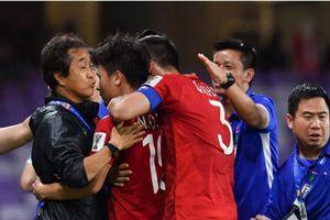 HLV Park Hang-seo tiết lộ bí quyết giúp Quang Hải ghi bàn