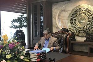Khu đất CC2 Bắc Linh Đàm đã được chấp thuận xây dựng công trình tạm