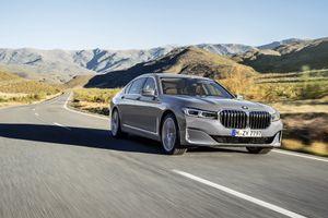 Tất tần tật về BMW 7-Series 2020 vừa được ra mắt