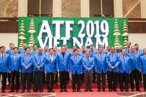 Hơn 2.000 đại biểu tham dự lễ khai mạc diễn đàn ATF 2019