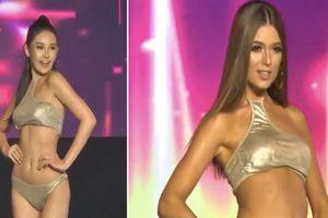 Người đẹp xinh như búp bê đánh bại Ngân Anh tại phần thi bikini là ai?