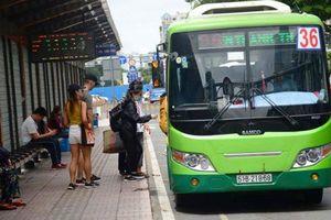 Lịch trình xe buýt Tết Nguyên đán 2019 tại TP.HCM