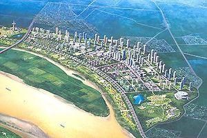 Hà Nội tái khởi động Dự án Trấn Sông Hồng