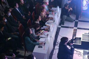 Ngồi ghế giám khảo, Hương Giang thần thái ngời ngời tìm kiếm đối thủ xứng tầm cho Đỗ Nhật Hà