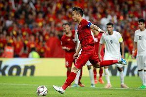 Tuyển Việt Nam tạo cột mốc mới ở Asian Cup sau chiến thắng Yemen