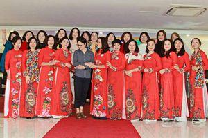 Đầu Xuân với các nữ doanh nhân MS Hà Nội