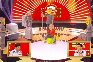 5 chú tiểu Bồng Lai lập kỷ lục Thách thức danh hài, 'hạ gục' giám khảo và ẵm trọn 200 triệu đồng