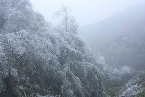 Miền Bắc giảm nhiệt xuống mức thấp nhất