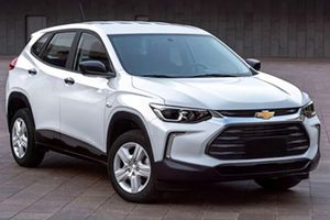 Chevrolet Tracker ra mắt, 'phả hơi nóng' lên Ford EcoSport