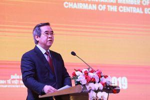 Trưởng Ban Kinh tế Trung ương: 'Muốn hóa rồng, hóa hổ thì phải duy trì tăng trưởng cao và ổn định'