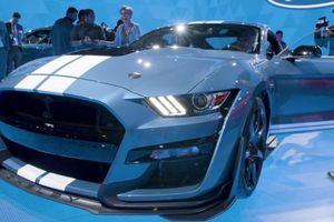 Siêu xe Mustang Shelby GT500 mạnh nhất của Ford