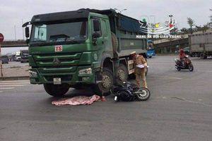 Danh tính bé trai tử vong thương tâm sau va chạm xe tải ở Long Biên