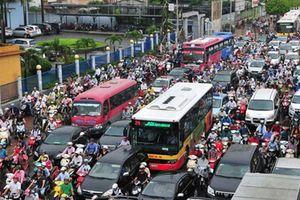 Những điểm ùn tắc nào mới phát sinh ở Hà Nội?