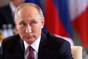 Tin ảnh: Phá âm mưu ám sát Tổng thống Putin