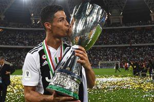 Ronaldo ghi bàn, Juventus đoạt Siêu Cup Italy