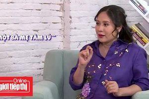 MC Nguyên Khang phản đối cách dạy con của diễn viên Thanh Thúy
