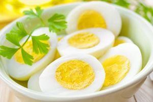 5 lợi ích sức khỏe thần kỳ từ trứng