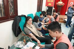 Phát động phong trào hiến máu ngành Thông tin và truyền thông Hải Phòng