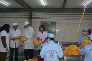 Kiểm tra công tác đảm bảo an toàn thực phẩm phục vụ Tết trên địa bàn huyện Hoài Đức (Hà Nội)
