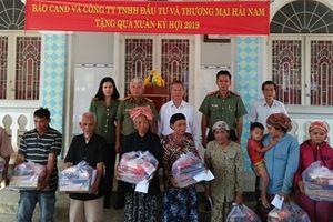 Ấm lòng người dân nghèo ở Tây Ninh