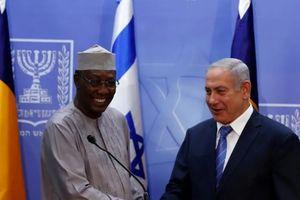 Thủ tướng Israel có chuyến thăm lịch sử tới CH Chad