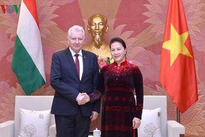 Tăng cường quan hệ Quốc hội hai nước Việt Nam - Hungary