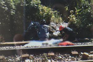 Cô gái trẻ bị tàu hỏa cán chết sau khi bỏ nhà ra đi