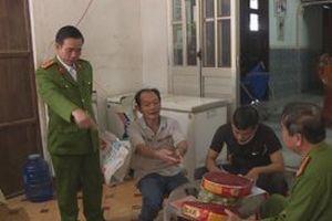 Đắk Lắk: Bắt đối tượng cất giấu 75kg pháo nổ các loại