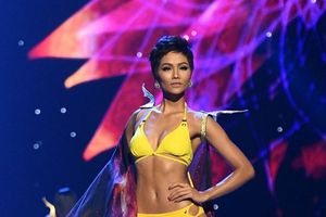 H'Hen Niê dẫn đầu top 10 Hoa hậu đẹp nhất 2018