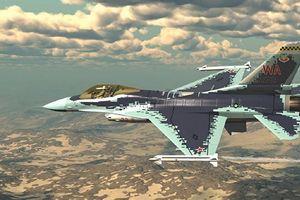 Giật mình với 'siêu phẩm Su-57' của Mỹ