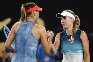 Australian Open: Federer tốc hành, 'búp bê' Sharapova hạ Wozniacki