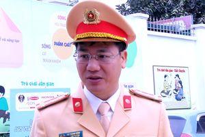 Đại tá CSGT: '70% vụ tai nạn do ý thức người điều khiển'