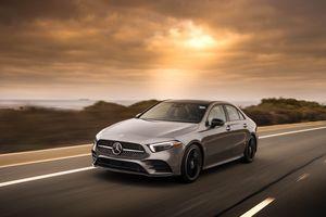 Mercedes-Benz A-Class Sedan 2019 giá từ 32.500 USD tại Mỹ
