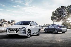 Xe xanh Hyundai Ioniq 2020 chính thức ra mắt