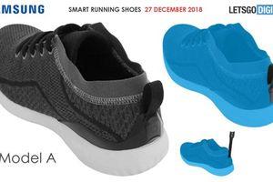 Samsung ra mắt giày thể thao thông minh