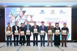 Ra mắt sách 'Câu chuyện Du lịch Việt Nam'