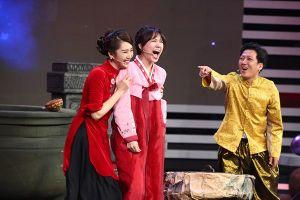 Lộ giọng hát 'thật' chưa từng thấy của Hari Won, Chi Pu