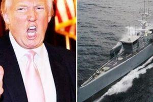 Mỹ tiết lộ đáng sợ về tàu chiến robot làm choáng ngợp kẻ thù