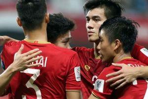 BXH các đội xếp thứ 3 Asian Cup 2019: Vỡ òa Việt Nam