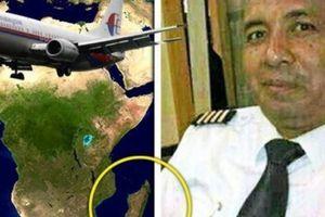 Cựu phi công Mỹ nói biết chuyện gì xảy ra với MH370