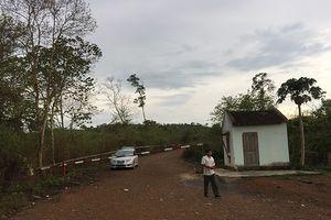Khởi tố nguyên Trạm trưởng Trạm quản lý bảo vệ rừng ở Đác Nông