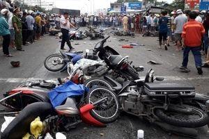 Đôn đốc giải quyết tình hình tai nạn giao thông gia tăng