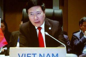 Phó Thủ tướng: Hoạt động quân sự hóa tiếp tục gia tăng trên Biển Đông