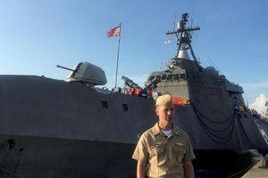 Mặc Trung Quốc dọa, tàu sân bay Mỹ 'nhăm nhe' qua eo biển Đài Loan