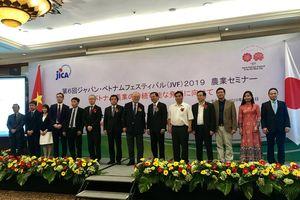 Nhật Bản hỗ trợ thúc đẩy phát triển bền vững nông nghiệp Việt Nam
