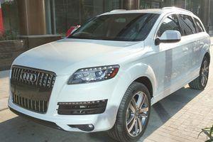 Choáng với SUV hạng sang Audi Q7 chỉ 1,25 tỷ ở Hà Nội
