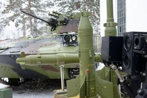 Mục kích dàn vũ khí mới toanh 'đậm chất' Liên Xô của Serbia