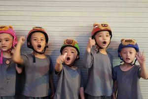 Ảnh đời thường ít biết của 5 chú tiểu khiến Trấn Thành nể phục