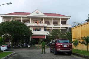 Vụ Phó Chánh Thanh tra tỉnh Quảng Nam tử vong tại trụ sở: Nạn nhân bị trầm cảm, hơn 10 ngày mất ngủ