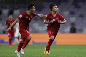Đội hình tiêu biểu lượt cuối vòng bảng Asian Cup của Goal: 'Song Hải' góp mặt
